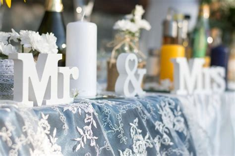mr and mrs table decoration mr and mrs sign wedding table decoration mr and mrs set