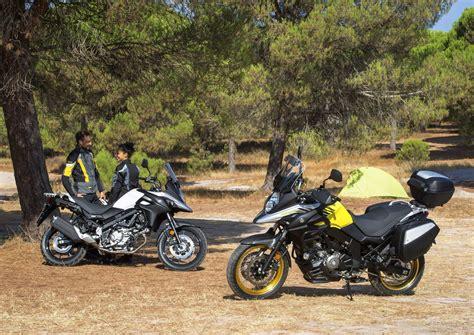 Motorrad 650 Ccm Test by Suzuki V Strom 650 Test T 246 Ff S Bilder Technische Daten