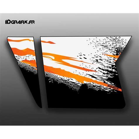 Door Pro by Kit Decoration Orange Door Pro Armor Idgrafix