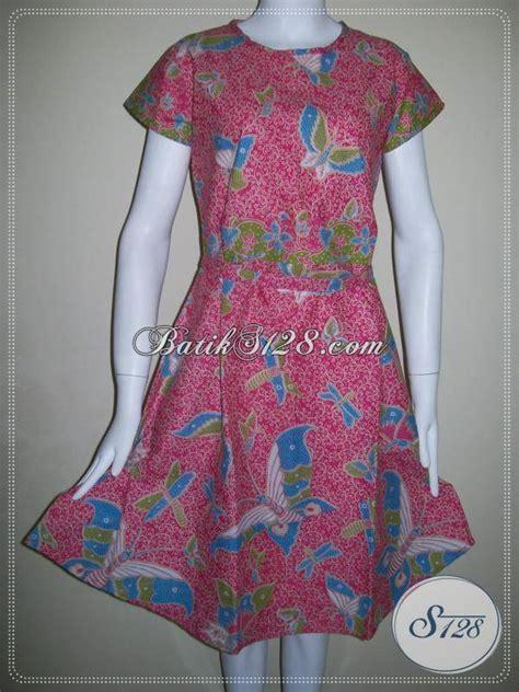 Dress Perempuan Motif Merak Grosir butik batik dress wanita harga grosir di dress batik