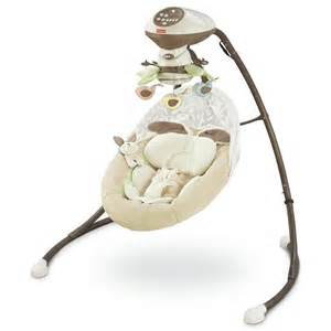 Swing A Baby New Fisher Price Snugabunny Cradle N Swing Replacement