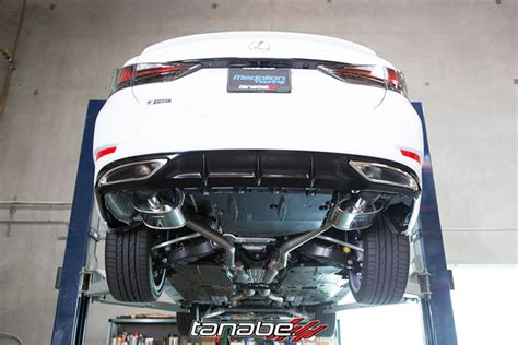 new application tanabe medalion touring exhaust for 2016
