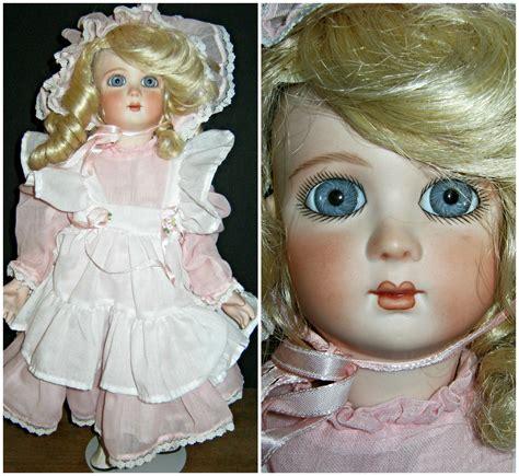 5 porcelain dolls 5 collectible porcelain dolls including quot allison quot by