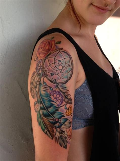 dream catcher tattoo stomach dreamcatcher tattoos dreamcatcher tattoos tattoo and