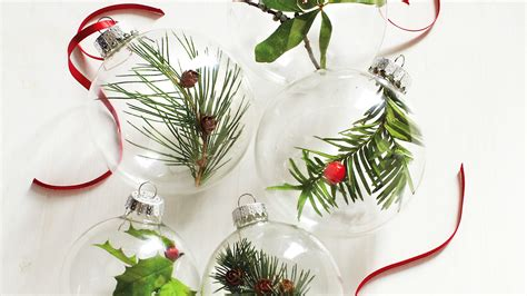 Make Handmade Ornaments - diy ornament projects martha stewart
