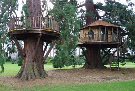 Where Is The Historic Rushmead House 10 kid s treehouses that are taking quot cool quot to a whole new