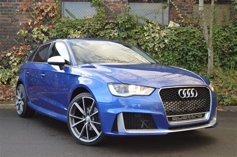 Bodykit Audi A3 by Audi A3 To Rs3 5 Door 8v Kit Xclusive Customz