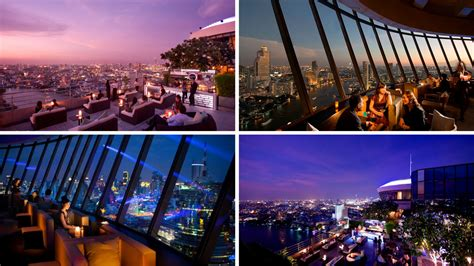 roof top bar bangkok top 5 bangkok riverside rooftop bars siam2nite