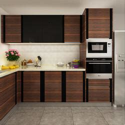 Kitchen Cabinet Door Materials by Pvc Kitchen Cabinet Manufacturers Suppliers Amp Exporters
