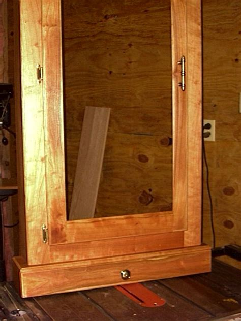 wall mounted gun cabinet