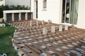 Idee De Terrasse En Composite