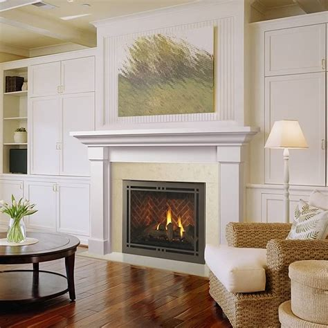 meridian 42 quot fireplace by majestic s gas