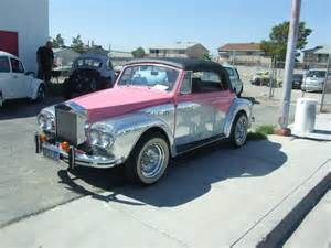 Liberace Rolls Royce Classic Car Restoration For Liberace In Las Vegas See The
