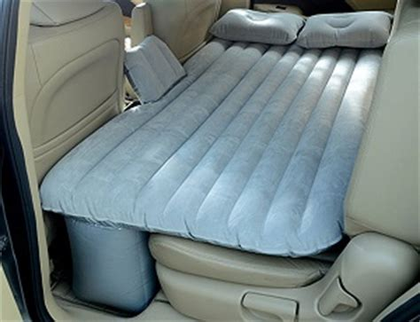 favored air bed mattress for car suv backseat