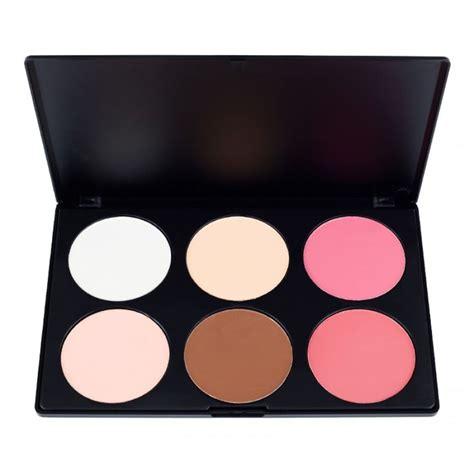 Harga Inez Contour Kit 6 contour blush palette 1 black matte large 2