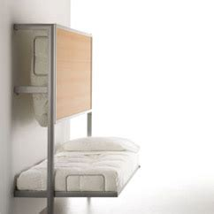 Wall Mounted Folding Bed The La Literal Bed