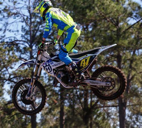 junior motocross moto wrap dirt track sx adac mxon enduro