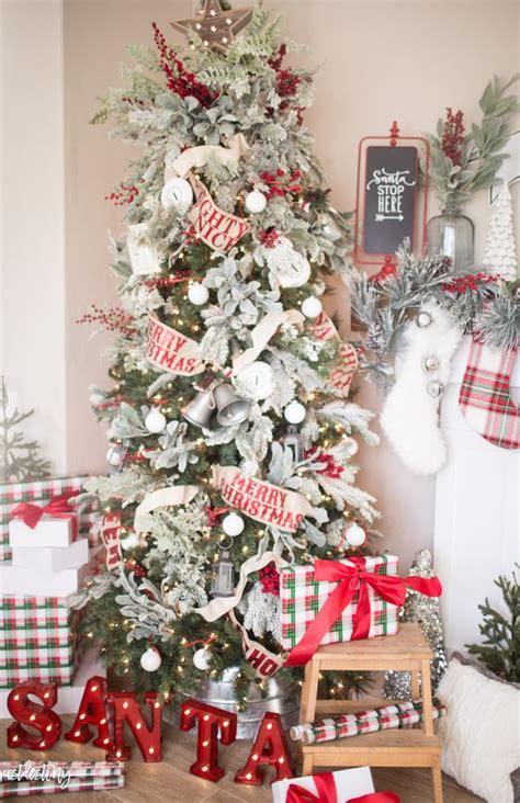 decorados de arboles de navidad arboles de navidad decorados