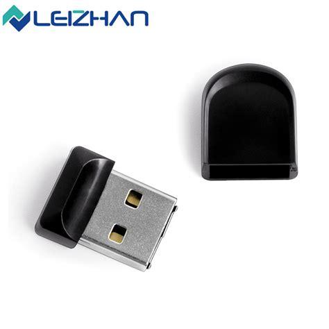 Mini 32gb leizhan usb flash drive mini black usb flash drive 4gb 8gb 16gb 32gb pendrive usb 2 0 pen