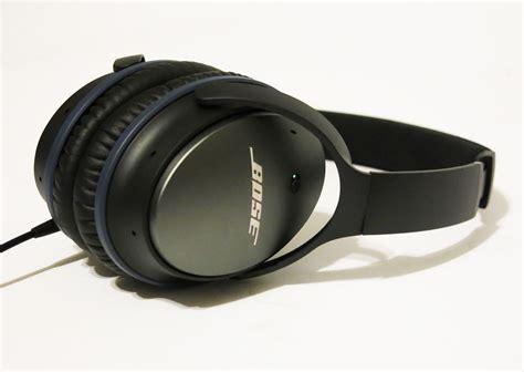 review  measurements bose qc headphone
