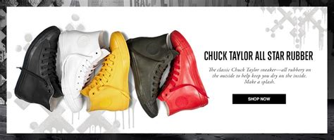 Chucks Boots Gift Card - chuck taylor all star rubber