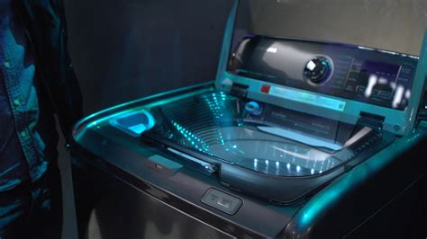 washer with built in sink s new washing machine has a built in sink video cnet