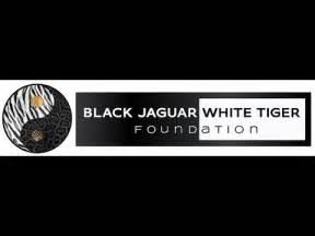 Jaguar Foundation Black Jaguar White Tiger Foundation