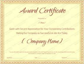 Spot Award Certificate Template by Award Certificate Templates Editable Printable In Word