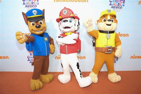 paw patrol orange boat kids tv meet your favorite paw patrol characters