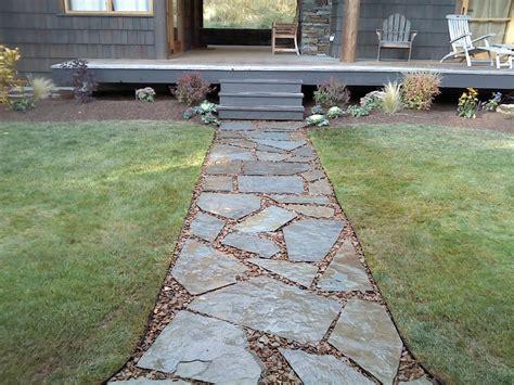 Rock Walkways And Patios patio rock modern patio outdoor