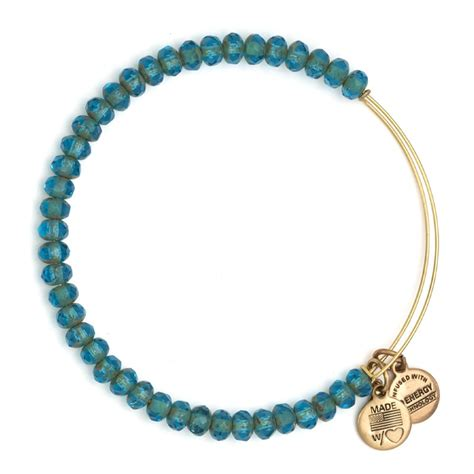 alex and ani beaded bracelets aqua luminary beaded bracelet alex and from alex and ani