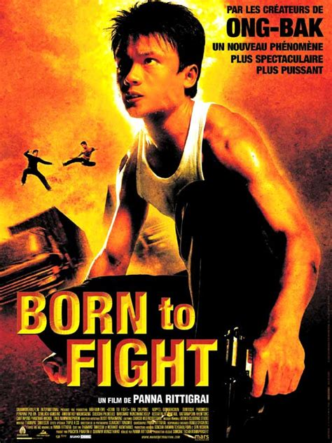 film ong bak compli born to fight film 2004 allocin 233
