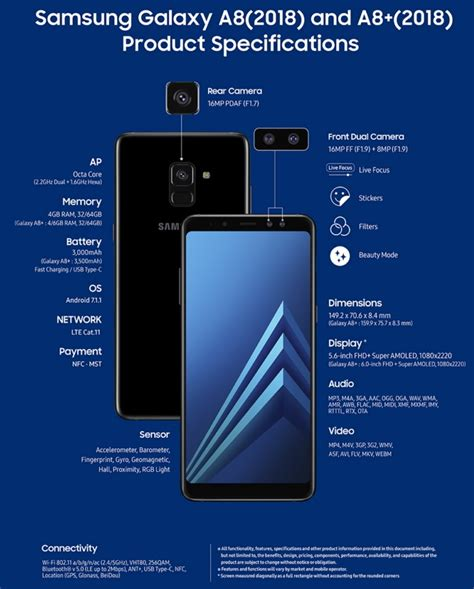 Samsung A8 Plus samsung galaxy a8 plus cons reasons not to buy tech2touch