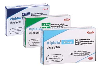 Dpp 4 Inhibitors Also Search For Vipidia And Vipdomet Two New Products Containing The Dpp4 Inhibitor Alogliptin For