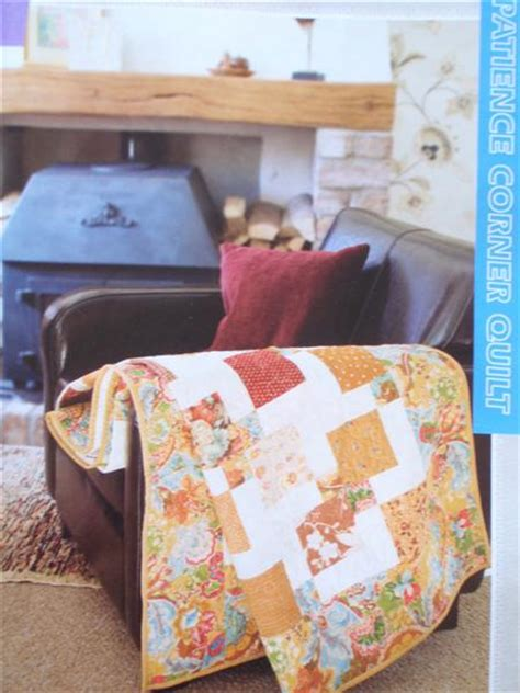 sew hip patience corner quilt the prequel sewing daisies