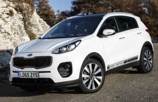 Sportage Kia 2017 Kia Sportage Uk Pricing And Specs