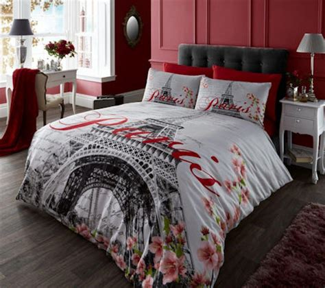 edredon torre eiffel elegant paris eiffel tower twin full queen bedding black