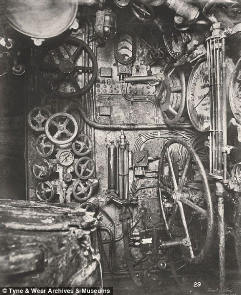 old u boat watches the century old images of a german wwi u boat raised from