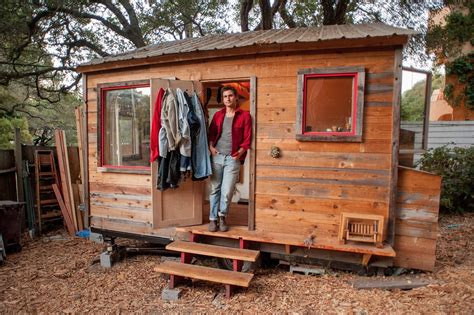 tiniest house inside storey matthew wolpe tiny house