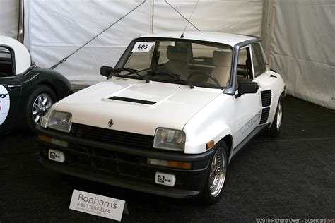 Renault Supercar by 1981 Renault 5 Turbo Renault Supercars Net