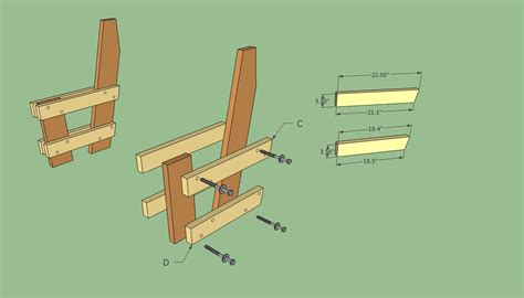 simple outdoor bench design diy wooden bench seat plans quick woodworking projects