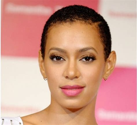 hair stryles for wopmen woht large heads the evolution of solange knowles and her natural hair