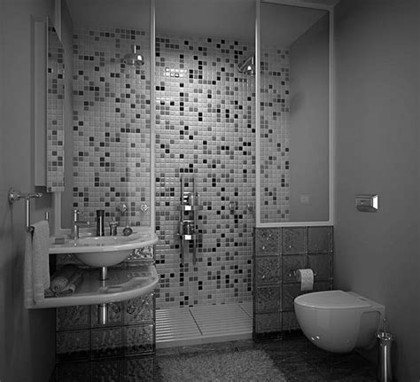 modern black and white bathroom tile designs 32 good ideas and pictures of modern bathroom tiles texture