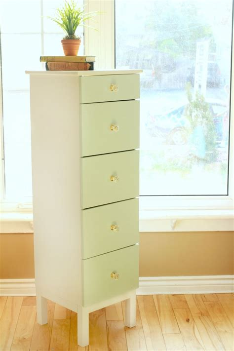 ikea makeover ikea tarva dresser makeover with fabric lined drawers