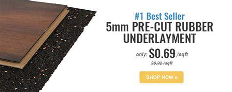 Flooring Underlayment l Acoustical Underlay l Best Price