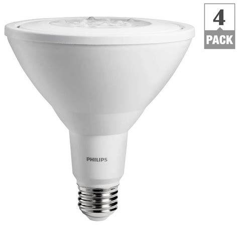 Lu Philips Par 38 philips 90w equivalent daylight par38 ambient led flood
