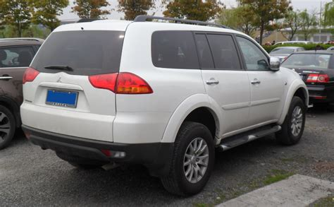 mitsubishi china 2015 montero sport philippines autos post