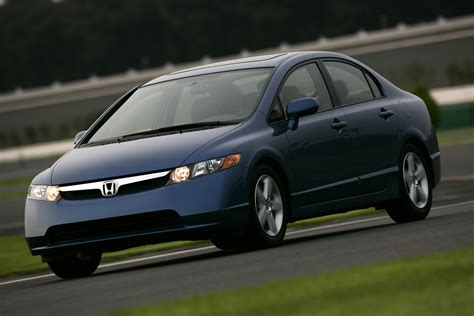 Honda Civic Pictures 2008