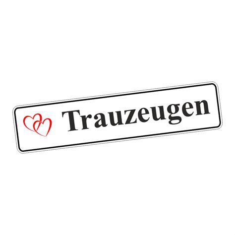 Hochzeit Trauzeuge by Top Qualit 228 Ts Magnetschild Hochzeit Trauzeugen