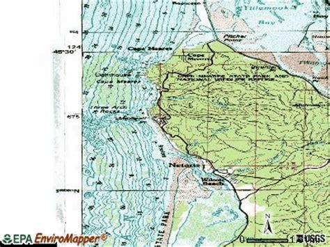 map of oceanside oregon oceanside oregon or 97134 profile population maps